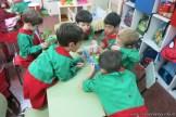 Disfrutamos los juegos realizados en el taller de padres 17