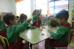 Disfrutamos los juegos realizados en el taller de padres 22