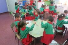 Disfrutamos los juegos realizados en el taller de padres 28