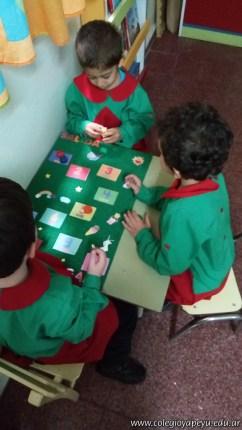 Disfrutamos los juegos realizados en el taller de padres 30