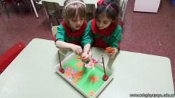 Disfrutamos los juegos realizados en el taller de padres 31