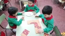 Disfrutamos los juegos realizados en el taller de padres 33