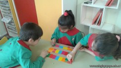 Disfrutamos los juegos realizados en el taller de padres 4