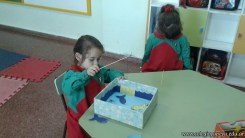 Disfrutamos los juegos realizados en el taller de padres 5