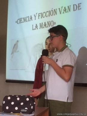 Expo Ciencia y ficción van de la mano 23