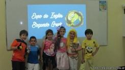 Expo de inglés de 2do y 3er grado 38