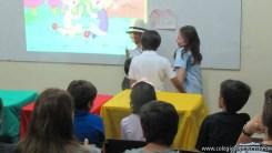 Expo de inglés de 2do y 3er grado 6