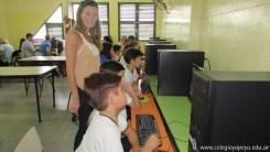 Muestra de tecnología de 6to grado 9