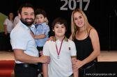 Acto de Colacion de la Promocion 2017 de Primaria 265