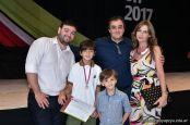 Acto de Colacion de la Promocion 2017 de Primaria 270