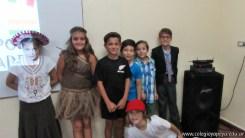 Expo de Inglés de 4to y 5to grado 9