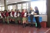 Entrega de certificados YLE 15