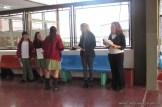 Entrega de certificados YLE 3