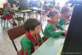 Inicio de clases de inglés y computación 21