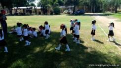 Inicio de clases en el Espacio Andes 7
