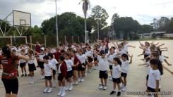 Inicio de clases en el Espacio Andes 8