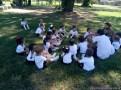 Clases de educación física de sala de 3 años 11