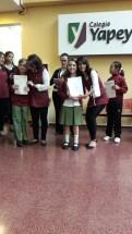 Entrega de certificados YLE primaria 11