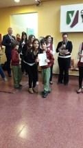 Entrega de certificados YLE primaria 21