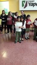 Entrega de certificados YLE primaria 27