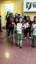 Entrega de certificados YLE primaria 34