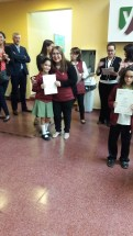Entrega de certificados YLE primaria 36