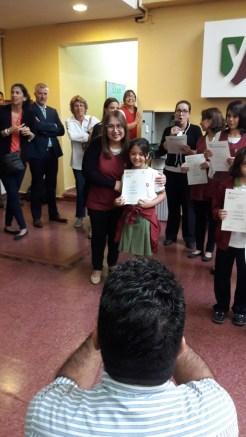 Entrega de certificados YLE primaria 38