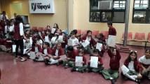 Entrega de certificados YLE primaria 49