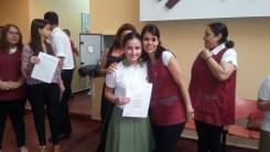 Entrega de certificados YLE primaria 68
