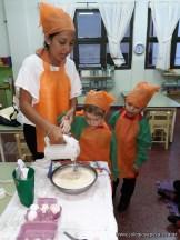 ¡Aprendemos inglés cocinando cupcakes! 18