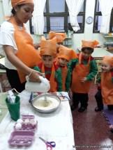 ¡Aprendemos inglés cocinando cupcakes! 22
