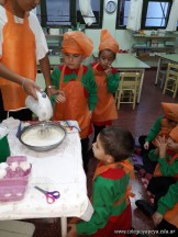 ¡Aprendemos inglés cocinando cupcakes! 26