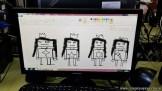 Dibujando robots 23