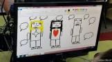 Dibujando robots 76