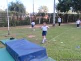 Jornada de atletismo con el Kid's School 16