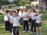 Jornada de atletismo con el Kid's School 23