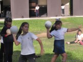 Jornada de atletismo con el Kid's School 25