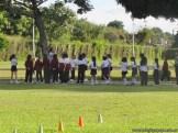 Jornada de atletismo con el Kid's School 27