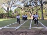 Jornada de atletismo con el Kid's School 7