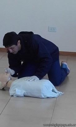 Curso de RCP y Primeros Auxilios 10
