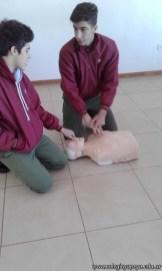 Curso de RCP y Primeros Auxilios 5