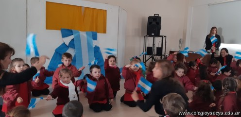 Festejos por el día de la Bandera 15