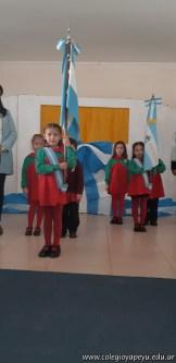 Festejos por el día de la Bandera 2