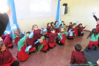 Festejos por el día de la Bandera Turno Tarde 9