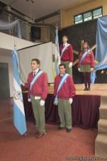 Acto por el Día de la Independencia Secundaria 1