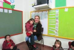 Visita de la mamá de Catalina Vargas 8