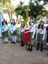 Acto en homenaje al Gral. José de San Martín 1