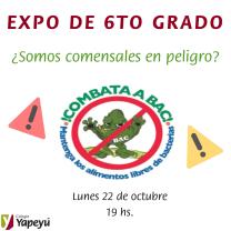 Expo de 6to grado