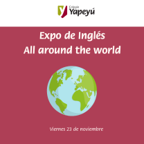 Expo de InglésAll around the world