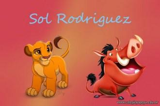 Sol Rodriguez final